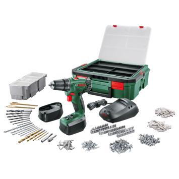 Bosch accuschroefboormachine PSR1800 LI-2 systeembox