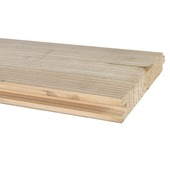 Douglas blokhutprofiel 2,8 x 19,5 x 300 cm