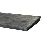 Douglas Zweeds rabatdeel 1.2/2.7x19x300 zwart gedompeld