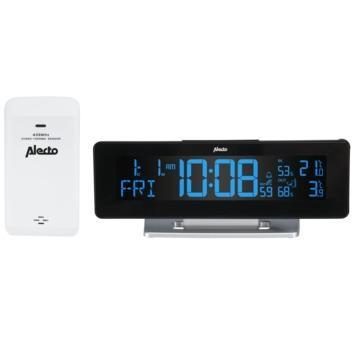 Alecto WS-2500 Wekker met weerstation