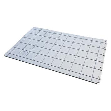 Oxxobase Ondervloer voor Keramische Terrastegels 99,5x60,4x2,2 cm