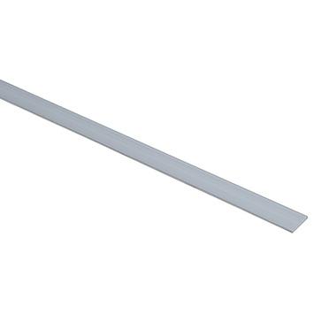 Platprofiel aluminium 20x2 mm 1 meter