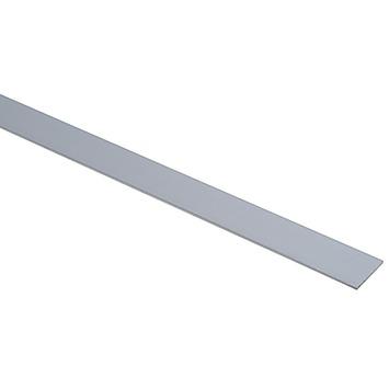Platprofiel aluminium 30x2 mm 1 meter
