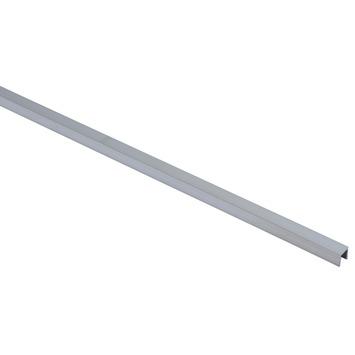 U-profiel aluminium 10x10x10x1.25 mm 1 meter