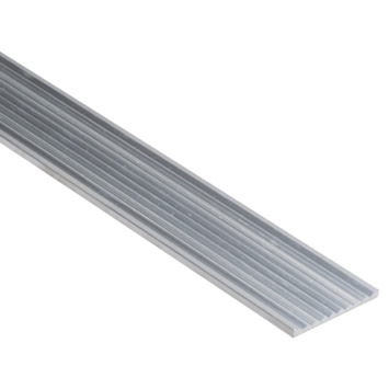 Slijtstrip S40 aluminium 1 meter