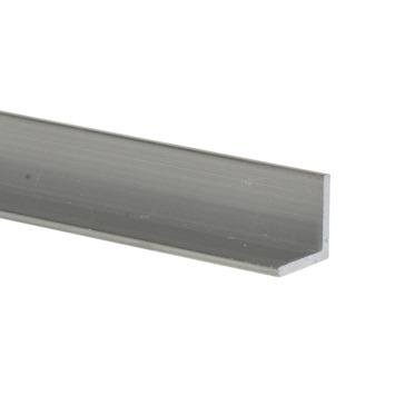 Hoekprofiel aluminium 15x15x2 mm 2 meter