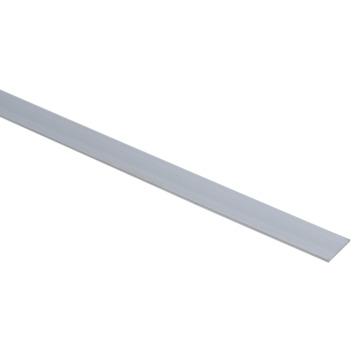 Platprofiel aluminium 25x2 mm 1 meter