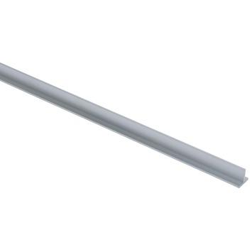 T-profiel aluminium 15x15x2 mm 1 meter