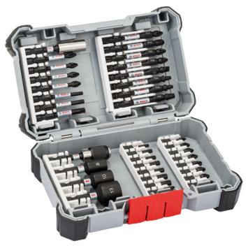 Bosch bitset box L 36-delig
