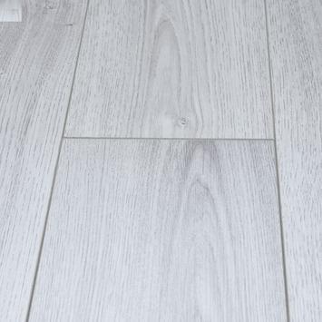 Elegant Laminaat Eiken Licht Grijs 4V-groef 8 mm 2,13 m2