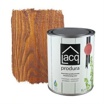 Lacq Produra buitenbeits transparant teak mat 1 liter