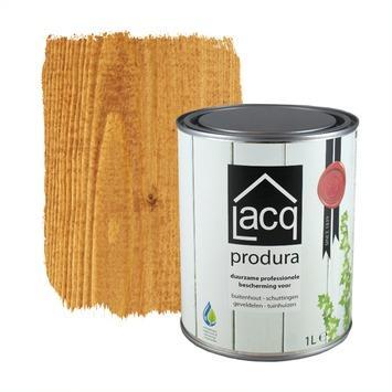 Lacq Produra buitenbeits transparant brown mat 1 liter