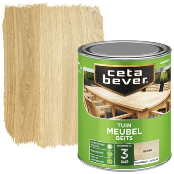 Cetabever tuinmeubelbeits kleurloos 750 ml