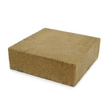 Trommelsteen Beton Plano Geel 21x21x7 cm - 162 Stuks / 6,48 m2