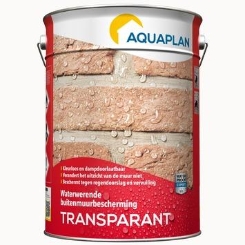 Aquaplan buitenmuurcoating transparant 4 liter
