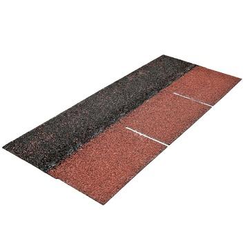 Aquaplan easy-shingle Standard rood 2 m²