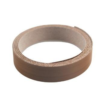 Rechtkant strijkband kersen 23 mm 2,5 meter