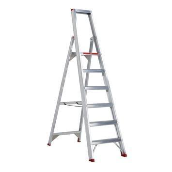 Altrex Prof enkel oploopbare trap Sierra 6 Treden
