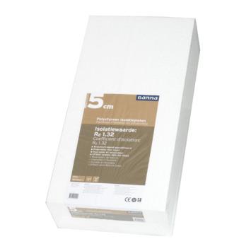 GAMMA isolatieplaat polystyreen EPS 100x50x5 cm 5 platen
