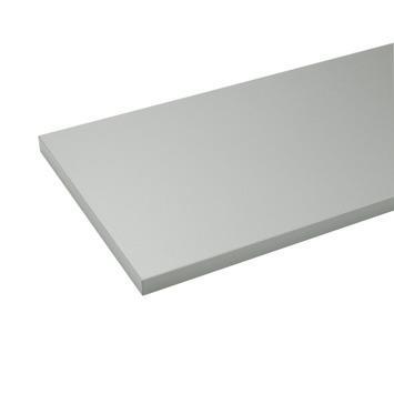 Meubelpaneel aluminium 240x40 cm 18 mm