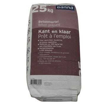 Geliefde GAMMA | GAMMA betonmortel 25 kg kopen? | SQ18