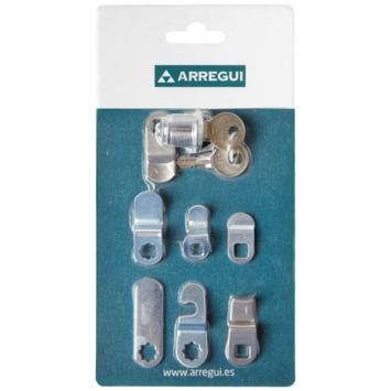 Arregui brievenbus slotset voor Arrequi en Brabantia brievenbussen