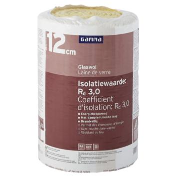 GAMMA glaswol 12 cm 3,6 m2 Rd 3,0