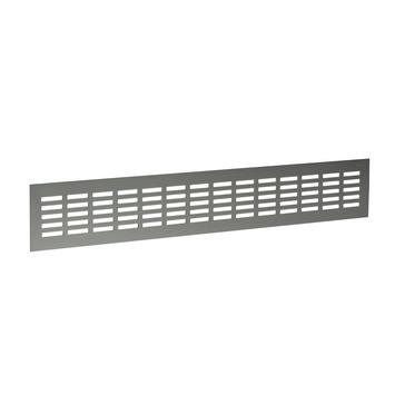 IVC Air ventilatiestrip geanodiseerd aluminium 50x8 cm