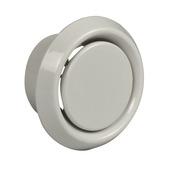 IVC Air luchtventiel kunststof wit 100 mm