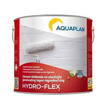 Aquaplan Hydro-flex buitenmuurcoating wit 2,5 liter
