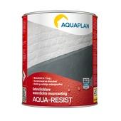 Aquaplan Aqua-resist buitenmuurcoating grijs 0,75 liter