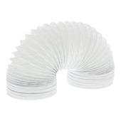 IVC Air buis flexibel PVC wit Ø 100 mm 1,5 meter