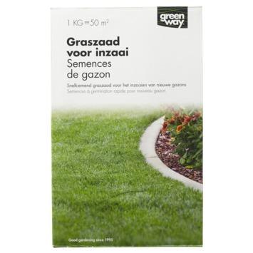 Greenway Graszaad Gazonaanleg 1 kg