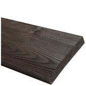Steigerhout geborsteld bruin 32x200mm 250cm