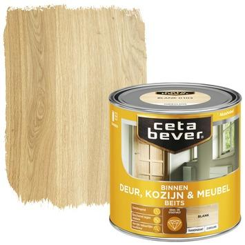 Cetabever deur, kozijn & meubelbeits transparant blank zijdeglans 250 ml