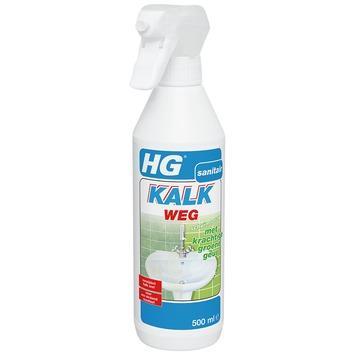 HG kalkweg schuimspray groene geur 500 ml