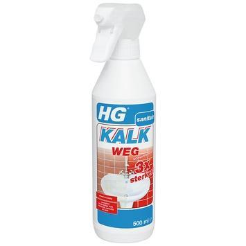 HG kalkweg 3x sterker 500 ml