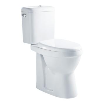 Van Marcke X-joy WC pack zonder spoelrand met Muuraansluiting