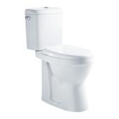 Van Marcke X-joy WC pack zonder spoelrand met Vloeraansluiting