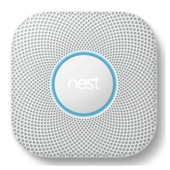 Nest Protect Rook- en Koolmonoxide (CO) Melder (2e Generatie) - Bedrade Versie