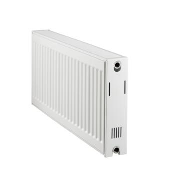 Haceka paneelradiator Imago Duo wit 935 Watt 60x60 cm