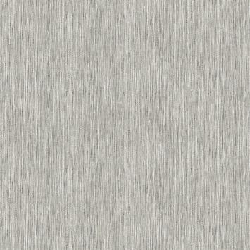Vliesbehang Bamboe weefsel grijs 105155