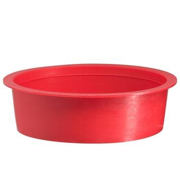 Martens speciedeksel rood Ø 40 mm