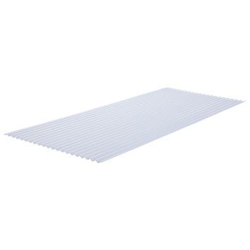 Martens golfplaat 32/9 PVC transparant 153x66 cm