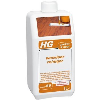 HG parket&hout wasvloer reiniger 1 liter