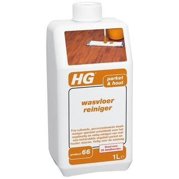 HG wasvloerreiniger parket/hout 1 liter