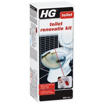 HG toilet renovatiekit 500 ml