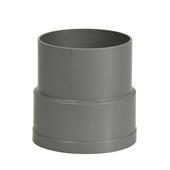 Martens verbindingsstuk grijs 80 mm