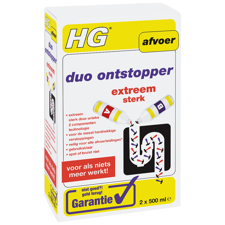 Hg Duo Ontstopper 1,15lite