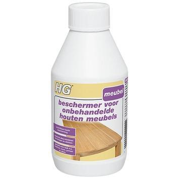 HG meubel beschermer onbehandeld hout 250 ml